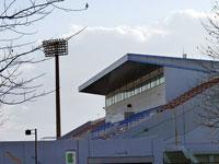 サッカー場(スタジアム)とその照明